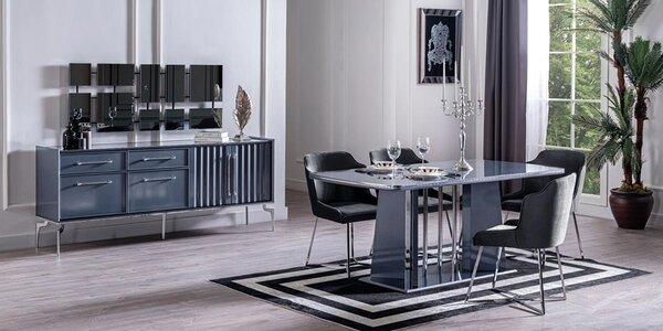 - Titanyum Yemek Odası